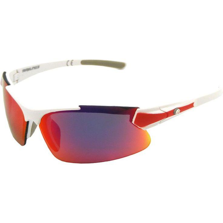 Rawlings Kids' 107 Baseball Sunglasses, White