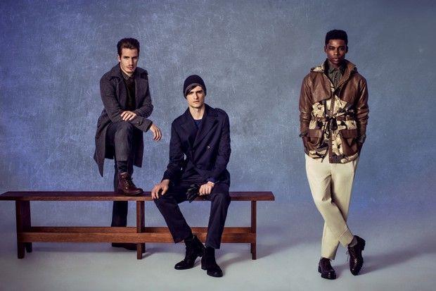 As 8 principais tendências na moda masculina para este inverno