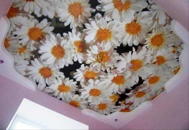 Тканевые натяжные потолки - Вертикаль Групп