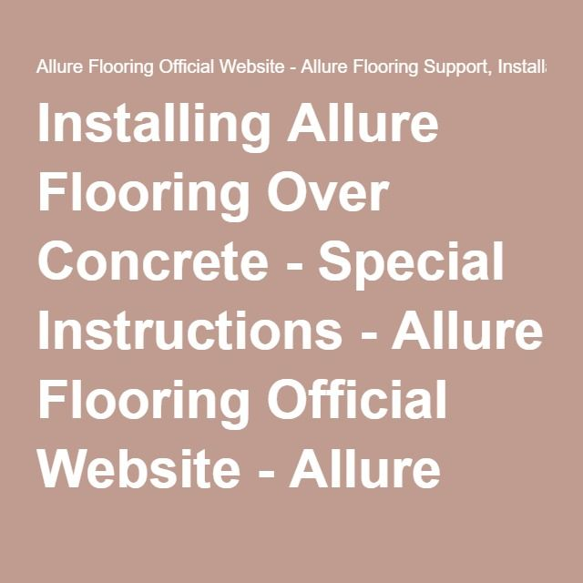 Best 25+ Allure Flooring Ideas On Pinterest | Home Depot Rugs, Google Home  Depot And Home Depot Bathroom