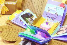 Caja sorpresa explosiva PASO A PASO – Scrapbook