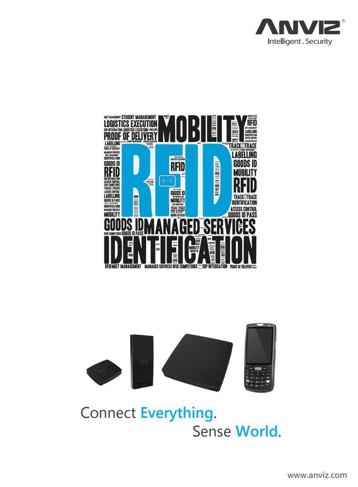 Anviz RFID Catalogue