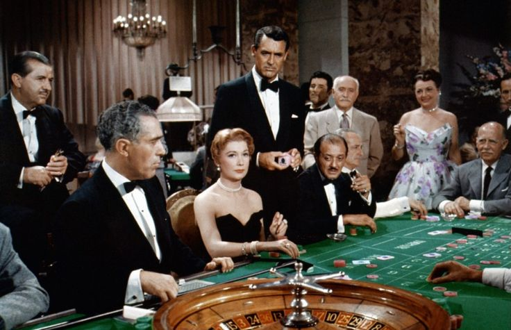 To Catch a Thief (1955) - Cary Grant