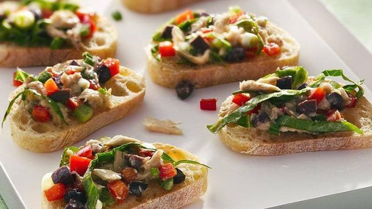 Whether it's easy crostini or delicious bruschetta you're after, we've got plenty of inspiration. Because when it comes to topping toast, anything goes!