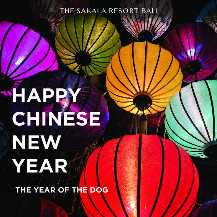 Gong Xi Fa Cai & Happy Lunar New Year to all celebrating! We here from @nilamani.hotels wishes you the most festive of celebrations with your loved ones and the most prosperous year ahead. #CNY2018 #TheSakalaResortBali  #NilamaniHotels #TheYearoftheDog#TheSakalaCNY