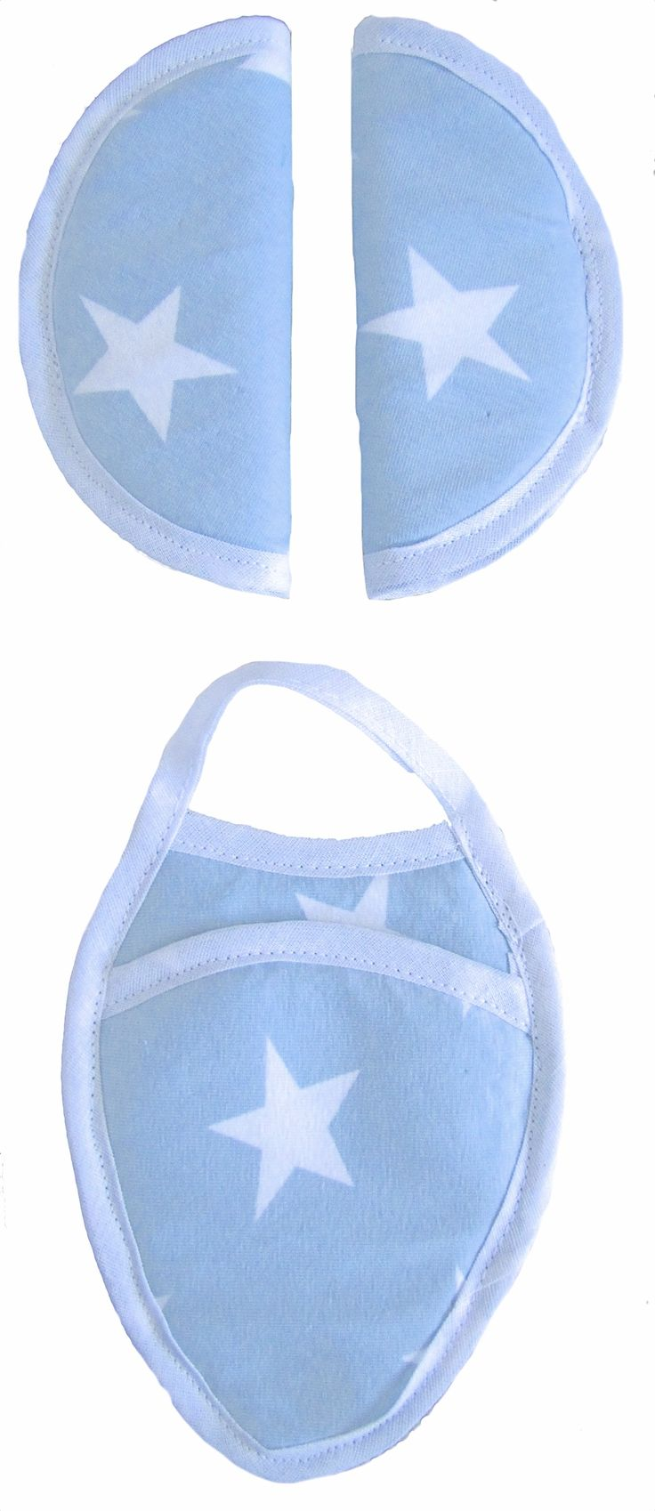 Maxi Cosi gordelbeschermers beltpad Ster Lichtblauw strap cover gurtpolster car seat >> https://www.stoelsprookjes.nl/c-3077820/gordelbeschermers/
