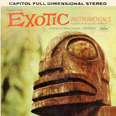 Exotica album cover