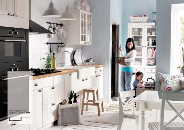 white ikea kitchen designs