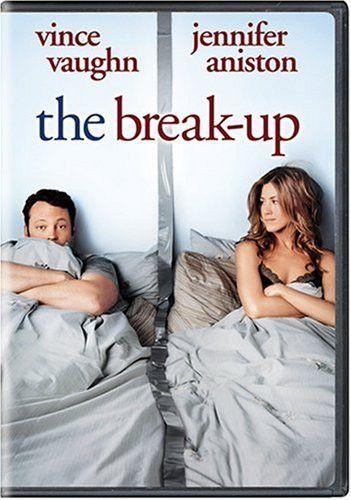 The Break-Up Movie DVD Used 2006 Vince Vaughn, Jennifer Aniston UPC025192846625