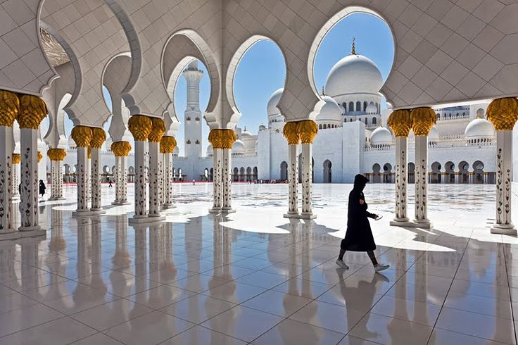 Abu Dhabi - Abu Dhabi - Emirati Arabi Uniti -  by funtor