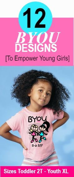 I Love These!  Will definitely get ... #EmpowerGirls #bff #empower #byou #byoutiful