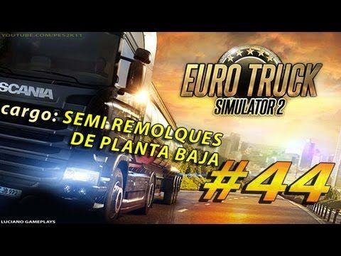 Euro Truck Simulator 2 #44  Cargo:   + Twin Wheel FX Genius