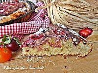Finalmente l'ho fatta!! La Torta Settembrina!! E' veramente buona,rimane molto morbida ed ha un sapore veramente speciale,grazie al mix di frutta