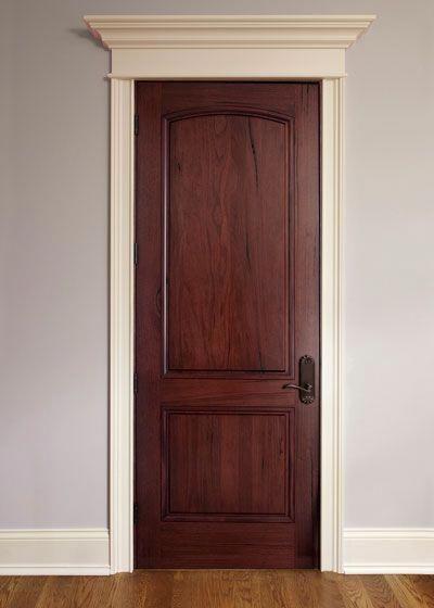 CUSTOM SOLID WOOD INTERIOR DOORS - by Glenview Doors, Inc