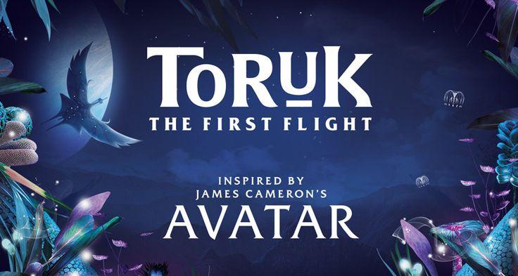 Cirque de Solei - Avatar inspired show