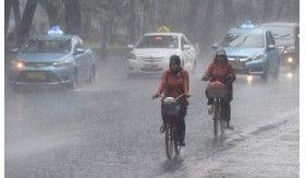 Tentang Puncak Musim Hujan di Januari dan Februari 2017