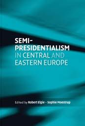 An edited volume from 2008 with chapters on semi-presidential countries in Central and Eastern Europe