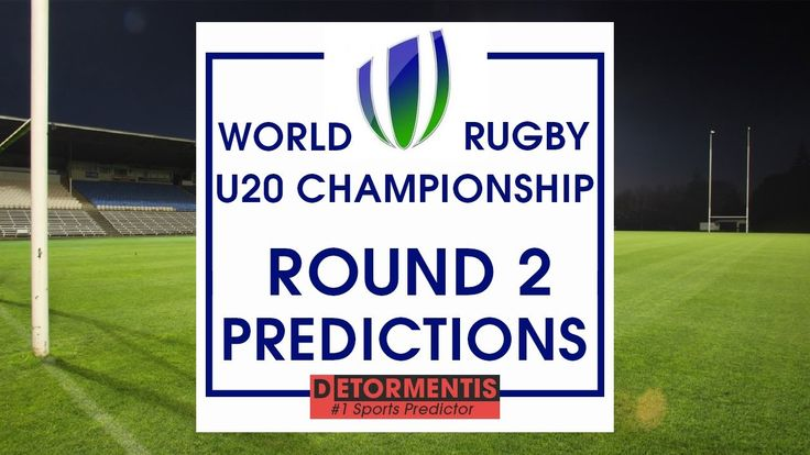 U20 Championship Rugby Round 2 Predictions and rugby tipping | Superbru ...