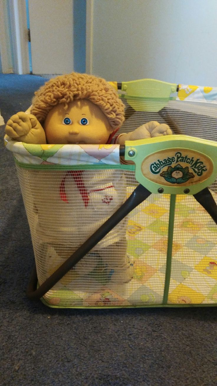 """I remember the CPK """"Hospital"""" in NYC. Adopting these dolls have them a personal touch."""