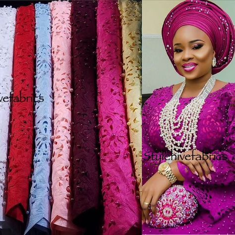 Wouldn't you rather stand out in @stylehive1 classy, pocket friendly yet fabulous fabrics, best deals ever ......Try us @stylehive1 We stock Trendy Ankara, Asoebi orders, Tulle Laces, French Laces, Swiss Voile, Gele......... Please WhatsApp 08099443287 BBM : D87B1B6A Our pick up store is located at Randle Surulere. #Asoebi #AsoebiSpecial #Speciallovers #makeup #weddings #bridetobe #lace #tulle #fabrics #nigerianparty #owanbe #voillace #frenchlace #nigeria #occassion #outing #events #...