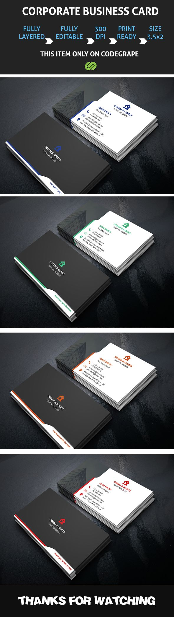 17 Best ideas about Real Estate Business Cards on Pinterest | Real ...