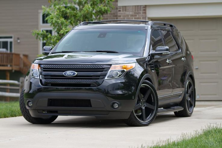"22"" Wheels For Explorer - Page 2 - Ford Explorer and ..."