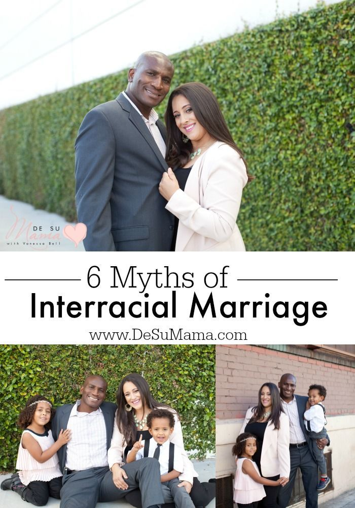 Myths Of Interracial Marriage By A Latina Wife