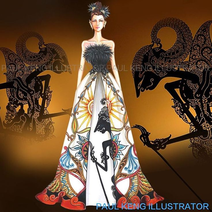 Wayang Fashion #fashion #inspiration #thankyou