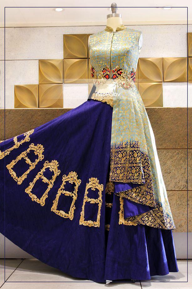 Flaunt your elegance this Wedding season! #UltimateStyle #BeSpoke #BridesToBe #BridalLehengas #DesignerCollection #Granduer #Royal #elegance #elegantmotifs #ElegantBridalWear #Indianweddings #Indianfashion #BigFatIndianWeddings #Bridalwear #BridalElegance #NewGenerationBrides #IndianEthnicWear #bridalboutique #bridalinspiration #NRIBrides