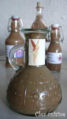 La liqueur de Fée Clochette (aux Carambar) - Liqueur with carambars homemade - Recette testée, offerte et appréciée !