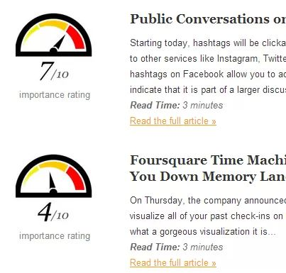 A simple way to keep up with the quickly changing social media industry.
