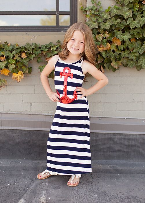 $4.18 (Buy here: https://alitems.com/g/1e8d114494ebda23ff8b16525dc3e8/?i=5&ulp=https%3A%2F%2Fwww.aliexpress.com%2Fitem%2FFashion-Kids-Girls-Sequins-Anchor-Navy-Stripes-Party-Dress-Maxi-Sundress-Girls-Dress-3-8Y%2F32710843473.html ) Fashion Kids Girls Sequins Anchor Navy Stripes Party Dress Maxi Sundress Girls Dress 3-8Y for just $4.18