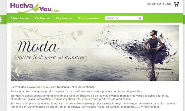 www.huelva4you.com Tu Tienda Online de Confianza Seleccionamos los mejores productos para ti y te los ofrecemos al mejor precio y con todas las garantías.