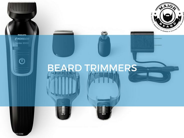 A great beard trimmer with length guards and specialized grooming heads can help you trim your beard to the exact length you want and the style that you desire. Major Beard is here to give you all of the latest information on various electric beard trimmers out there through the wonder of product reviews where we talk about the best beard trimmers out there.