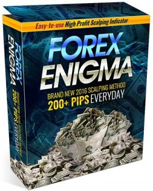 "Forex Enigma Review - The brand new ""Forex Enigma"" has just been released! This unique scalping indicator is using some of the most modern trading technologies available in the world today. If you try it once, you will never want to trade without it!"
