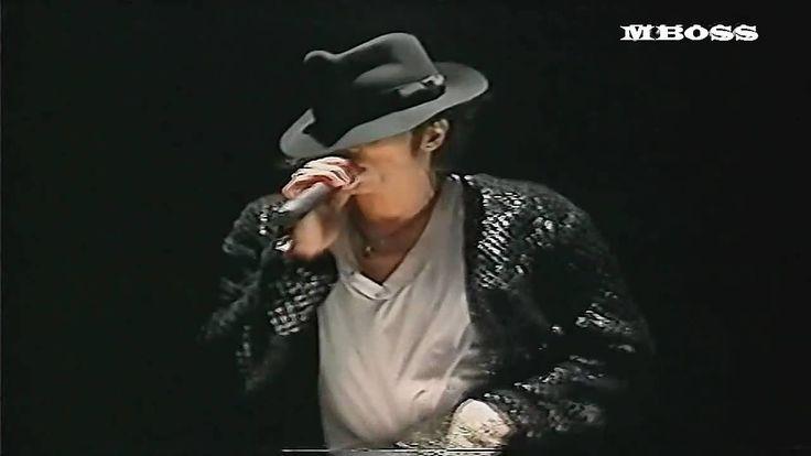 Billie Jean Michael Jackson Live in Gothenburg 1997 HD