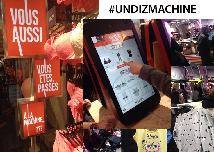 Undiz Machine Toulouse