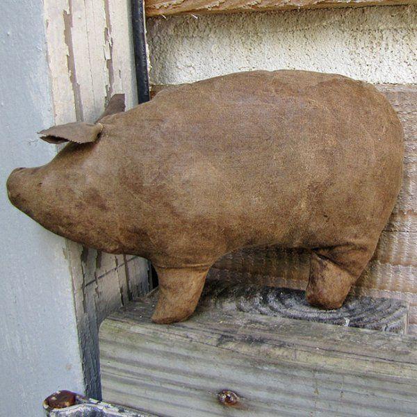 Primitive Pig Pattern