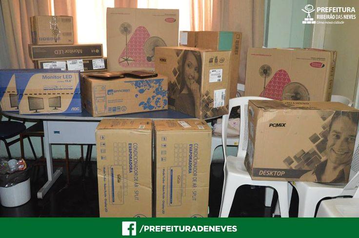06/03/15 - Ribeirão das Neves, MG: novos recursos para Fiscalização