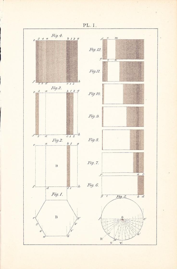 7 best blueprint reading images on pinterest blueprint reading 1885 technical drawing antique math geometric mechanical drafting interior design blueprint art illustration framing 100 years old malvernweather Choice Image