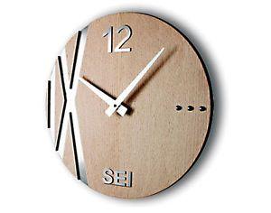Oltre 25 fantastiche idee su orologi da parete su for Orologi arredamento design
