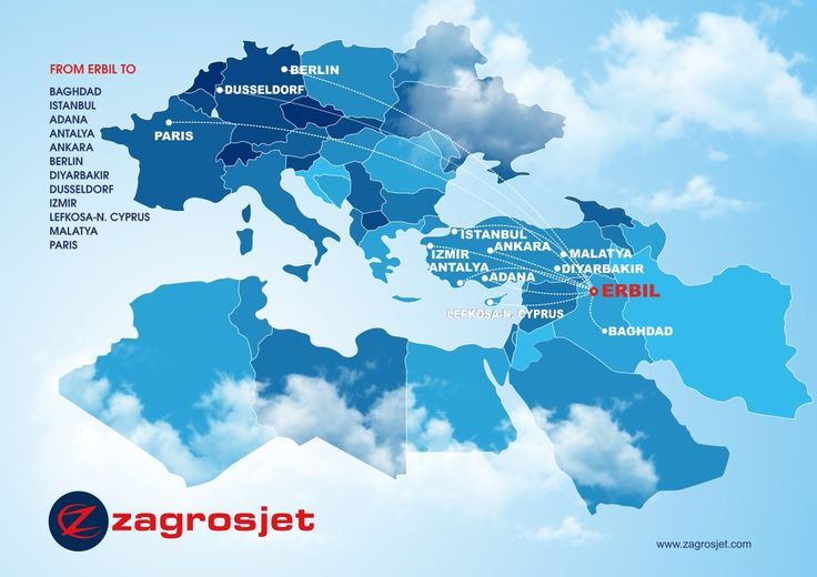 Zagrosjet | Book Our Flights Online & Save | Low-Fares, Offers & More