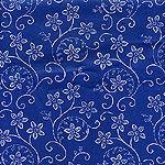 Click to order Kekfesto Hungarian blue print fabric