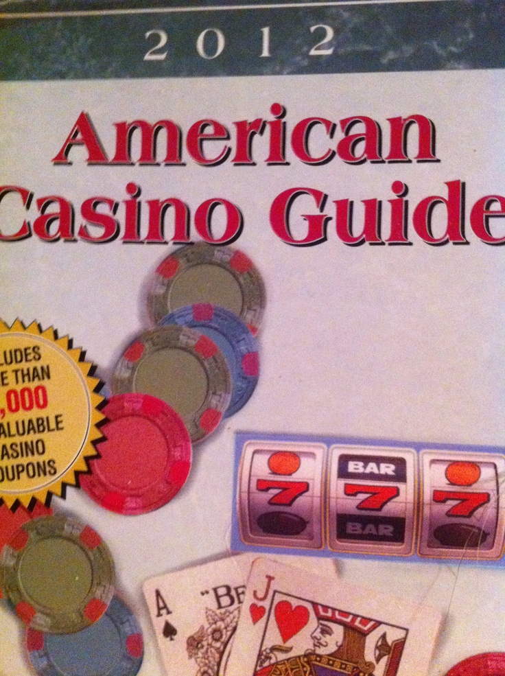American Casino Guide - pays for itself in coupons inside.  Love it.