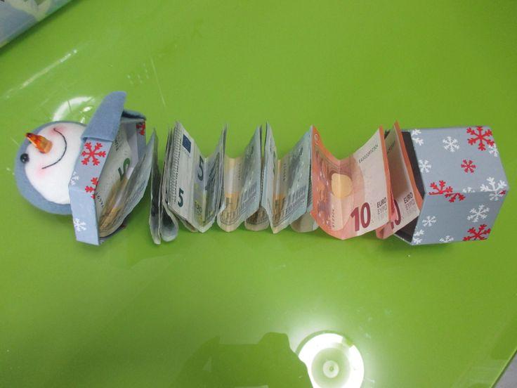 M s de 25 ideas fant sticas sobre dinero de regalo en - Sorpresas para navidad ...