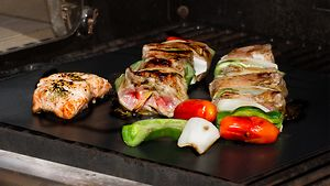 BBQ Shield Grill Mat Reduces Risk of Exposure to ...
