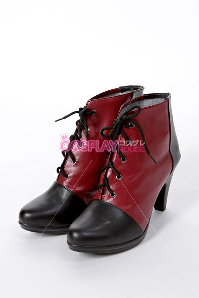 Kuroshitsuji - Black butler -- Grell Sutcliff Cosplay Shoes v2 $55
