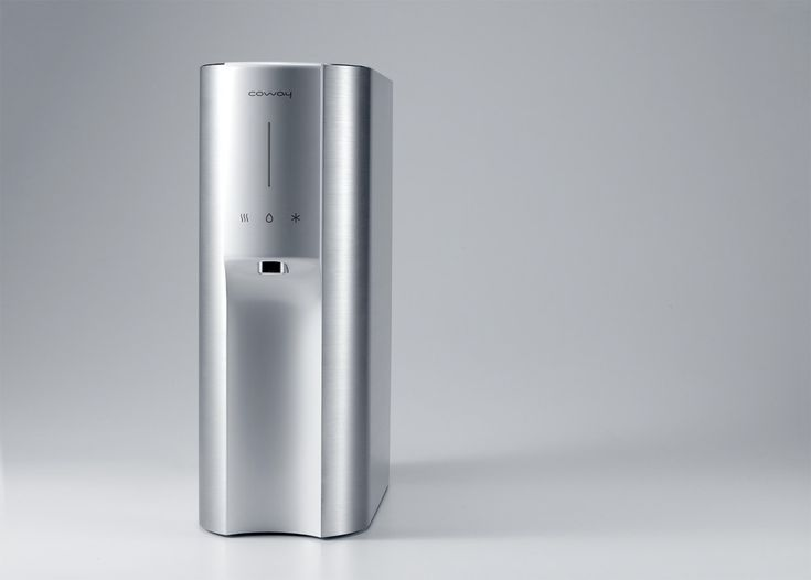 Water Dispenser / Silver / Minimal / Icons / coway/ at plllus