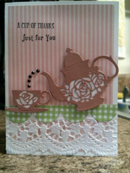 1000+ images about Cards using Dies on Pinterest | Memory box dies, Handmade cards and Punch