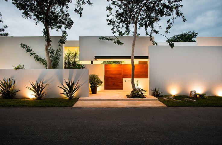 M s de 25 ideas incre bles sobre fachadas modernas en - Arquitectos en merida ...